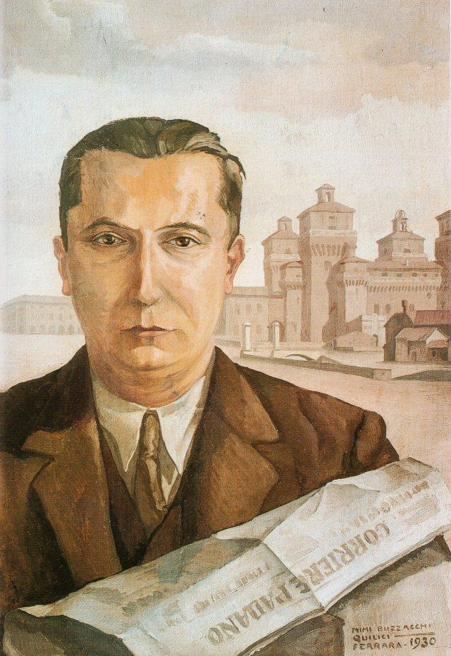 1930-ritratto-di-nello-quilici-con-il-giornale-e-castello-propr-folco-62-x-52-img061